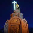 Monument of Saint Vladimir — Stock Photo