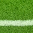 Artificial Grass Field Top View Texture — Stock Photo #10036339