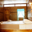 Bamboo bedroom — Stock Photo #10043553