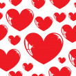 Seamless wallpaper, heart. — Stock Photo #8346875