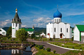 Monastery in Svalyava — Stock Photo