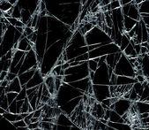 Fond de verre brisé — Photo