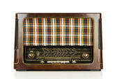 Old fashioned radio — Stock Photo