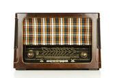 старомодную радио — Стоковое фото
