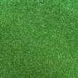 Stock Photo: Green glitter background