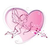 Cupidon — Stock Vector