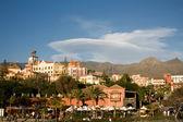 Tenerife beach coast Las Americas — Stock Photo