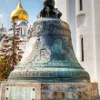 Tsar Bell is the largest in the world — Stock Photo