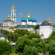 Trinity Sergius Lavra in Sergiev Posad — Stock Photo