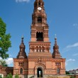 The Chernigovsky Skit Belfry in Sergiev Posad — Stock Photo