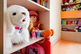 Children`s Room — Stock Photo