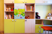 Children`s Room — Stock Photo