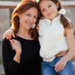 Mother and daughter — Stock Photo #10167552