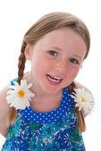 Child smile — Stock Photo
