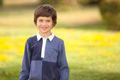 Smiling kid — Stock Photo