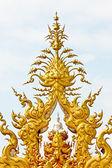 Portão do templo — Foto Stock