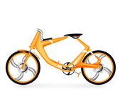 Bicicletta modello concept design — Vettoriale Stock