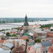 View over Old Town of Riga, Latvia — Stock Photo #9027653