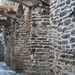 Stock Photo: Ancient fortification, close up