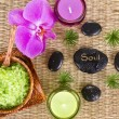 Soul - Spa Concept — Stock Photo