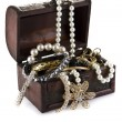 Treasure Chest — Stock Photo #8541397