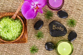 Body Spa Concept — Stock Photo