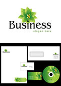 Business Logo Design — Stock Photo