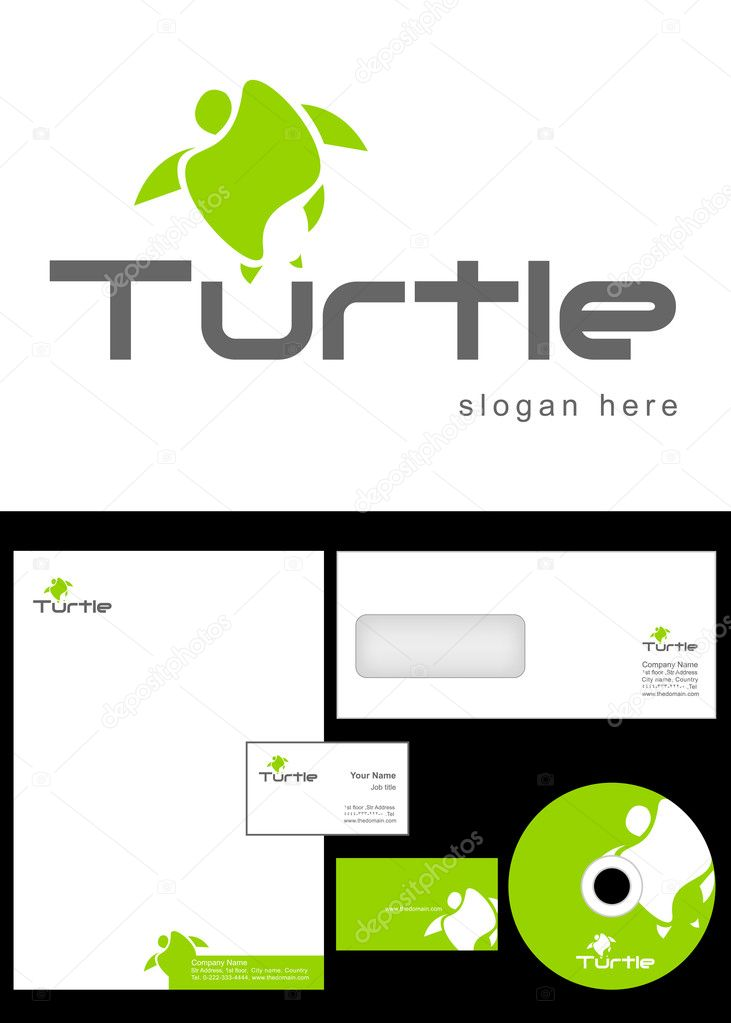 Turtle logo design - photo#21