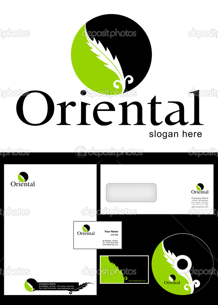 creation logo oriental