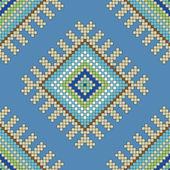 Ornament, seamless vector pattern — Stock Vector