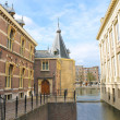 Royalty-Free Stock Photo: Binnenhof Palace in Den Haag,  Netherlands. Dutch Parlament buil