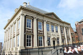 Mauritshuis Museum in Hague. Den Haag. Netherlands — Stock Photo