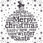 Christmas card — Stock Vector #10662357