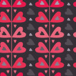 Heart pattern — Stock Vector #10662587