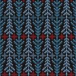 Winter pattern — Stock Vector #10665992
