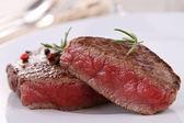 Beefsteak — Stockfoto