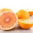 Grapefruit — Stock Photo #10214409
