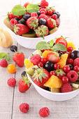Insalata di frutta — Foto Stock