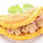 Omelette — Stock Photo #10234520