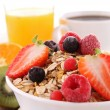 Healthy breakfast — Stock Photo #10424573