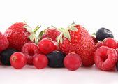 Berries fruits — Stock Photo