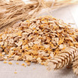Oat flakes — Stock Photo #10616180