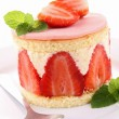 Shortcake — Stock Photo