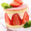Stock Photo: Shortcake
