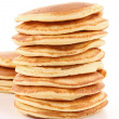 Stack of pancakes — Stock Photo #8296214