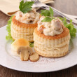 Vol au vent - Stock Photo