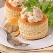Stock Photo: Vol au vent