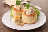 Vol au vent — Stock Photo
