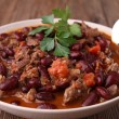 Chili con carne — Stock Photo #8342374