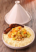 Couscous — Photo